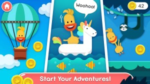 Duck Story World - Animal Friends Adventures 1.0.13 Screen 14