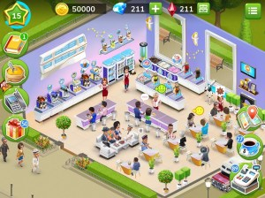 My Cafe — Restaurant game 2020.9.1 Screen 1