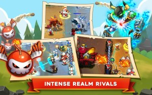 King Rivals: PvP RTS war clash strategy game 1.0.94 Screen 11