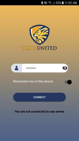 King United Vpn 1.0.13 Screen 1