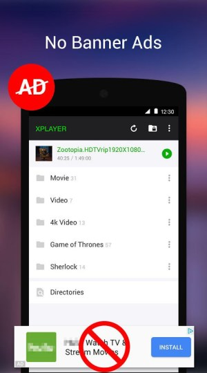 Video Player All Format 1.3.3.1x86 Screen 3