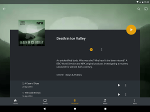 Plex: Stream Movies, Shows, Music, and other Media 7.27.0.14824 Screen 1