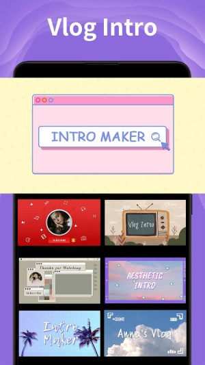 Intro Maker - music intro video editor 3.3.6 Screen 4