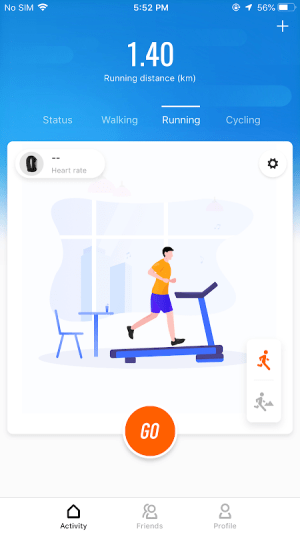Mi Fit 3.5.9 Screen 3