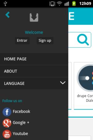 Aptoide Lite 1.0.1 Screen 2