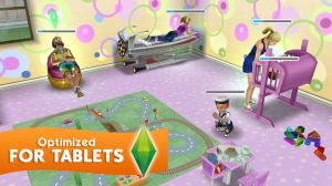 The Sims FreePlay 5.50.0 Screen 4