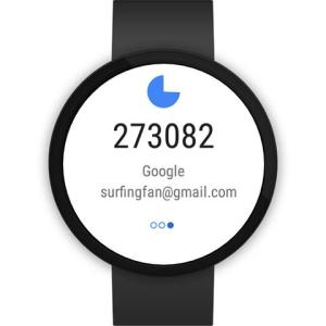 Google Authenticator 5.00 Screen 16
