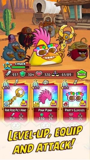 Angry Birds Fight! RPG Puzzle 2.5.6 Screen 7