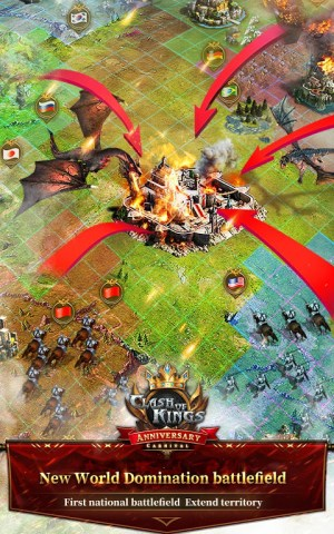 Clash of Kings : Newly Presented Knight System 6.11.0 Screen 8