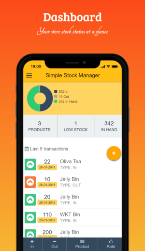 Simple Stock Manager 4.3.0 Screen 6