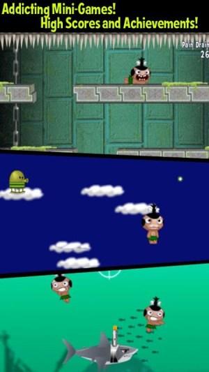 Android Pocket God™ Screen 3