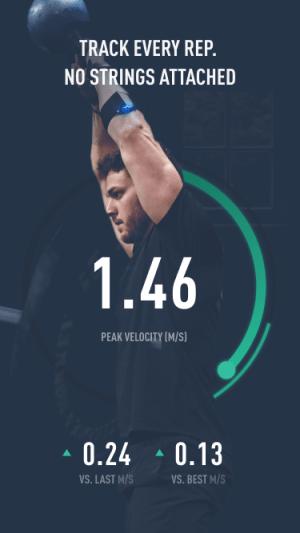PUSH Pro - Athletic Training Tracker 7.4.0 Screen 5