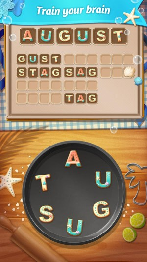 Android Word Cookies!® Screen 5