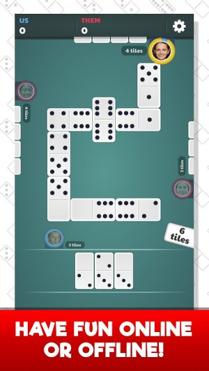 Dominoes Jogatina: Classic and Free Board Game 4.6.0 Screen 5