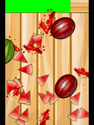 Android Watermelon Smasher Frenzy - Watermelon Smash Game Screen 3