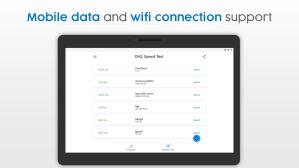 DNS Changer   Mobile Data & WiFi   IPv4 & IPv6 1187r Screen 9