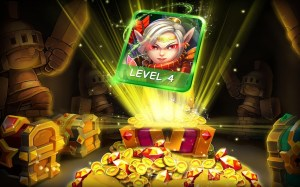 King Rivals: PvP RTS war clash strategy game 1.0.94 Screen 15