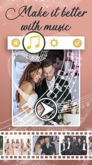 Wedding Slideshow With Music 💝 Video Maker 1.5 Screen 6