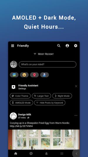 Friendly for Facebook 4.4.05 Screen 6