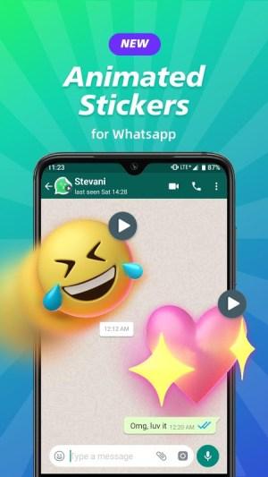 Animated Sticker Maker for WA WAStickerApps 2.4.0 Screen 5