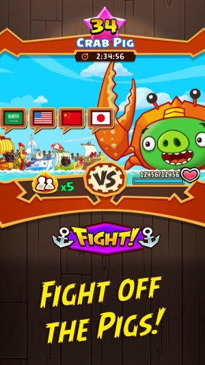Angry Birds Fight! RPG Puzzle 2.5.6 Screen 8