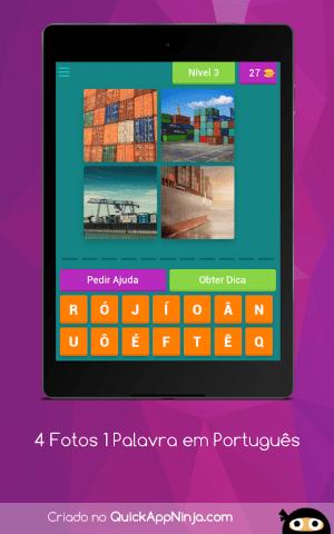 Android 4 Fotos 1 Palavra em Português - 3.4.7z Screen 17