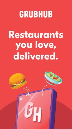 Grubhub: Local Food Delivery & Restaurant Takeout 7.157 Screen 5