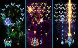 Android Galaxy Attack: Alien Shooter Screen 1