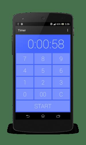 Timer-Kitchen timer&Stopwatch 1.2.3 Screen 5