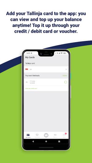 Tallinja - Plan your bus trip 2.0.24.release Screen 2
