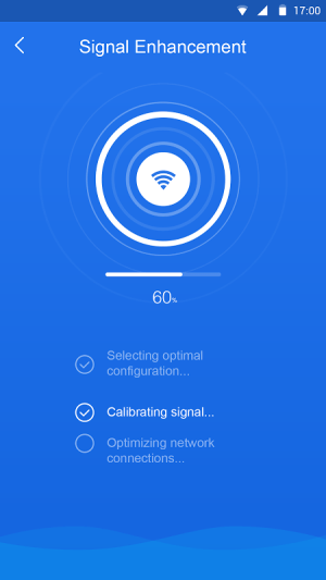 Android WiFi Master Screen 2