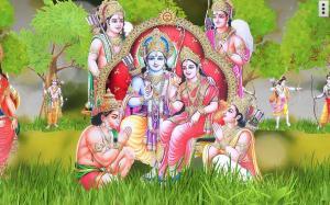 4D Shri Rama (श्री राम दरबार) Live Wallpaper 9.0 Screen 4