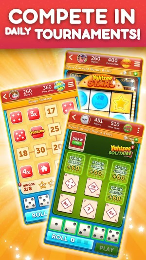 YAHTZEE® With Buddies Dice Game 6.12.1 Screen 1