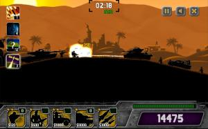 Android Dawn Wars Screen 3