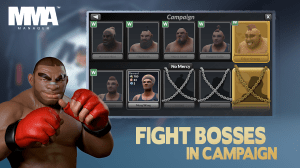 MMA Manager 0.8.5 Screen 7
