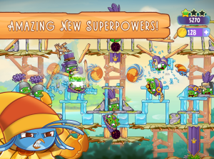 Android Angry Birds Stella Screen 11