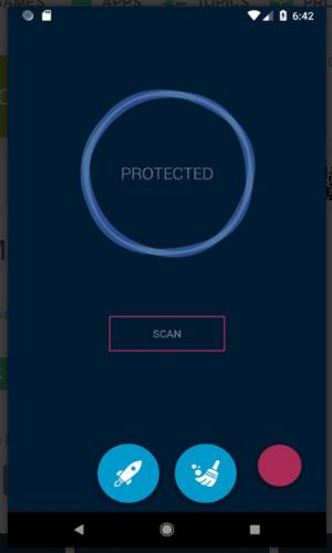 Android Antivirus Mobile Screen 1