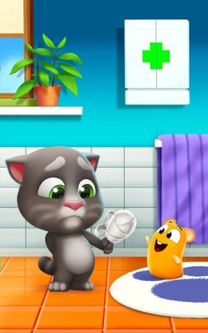 My Talking Tom 2 1.3.1.366 Screen 10