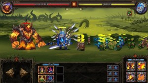 Epic Heroes War: Action + RPG + Strategy + PvP 1.11.3.413 Screen 4