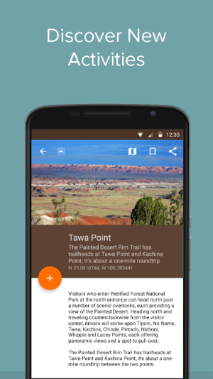 Petrified Forest NP by Chimani 2.3.0 Screen 11