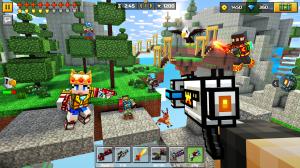 Android Pixel Gun 3D (Pocket Edition) Screen 1