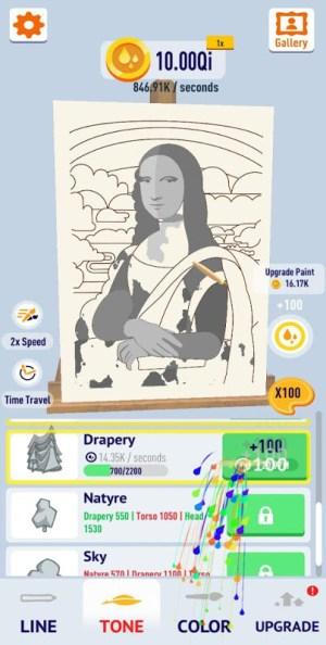 Art Gallery Idle 2.2 Screen 3