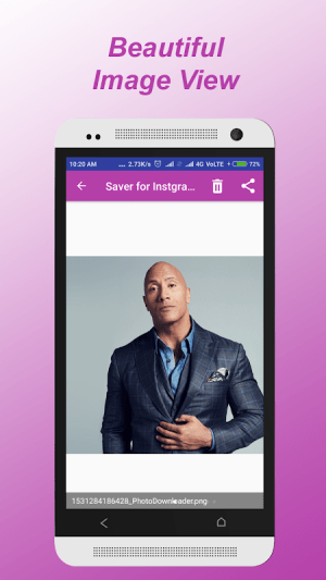 Saver for Instgram – Photo & video download 1.6 Screen 6