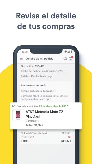 Coppel 6.9.0 Screen 4