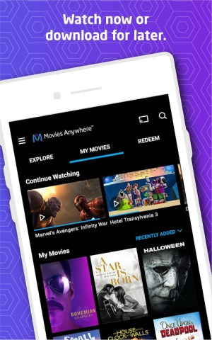 Movies Anywhere 1.11.0-tv Screen 2