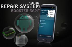 Repair System-Speed Booster (fix problems android) 1.6 Screen 5