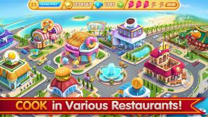Cooking City: crazy chef' s restaurant game 1.58.5002 Screen 7