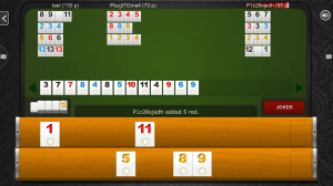 Android Rummy 45 - Remi Etalat Screen 6