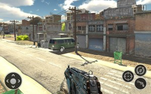 freedom of army zombie shooter: free fps shooting 1.5c Screen 5