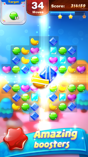 Sweet Candy Forest 7.30.3151 Screen 1